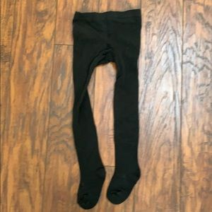 Other - Girls Black Sock Tights